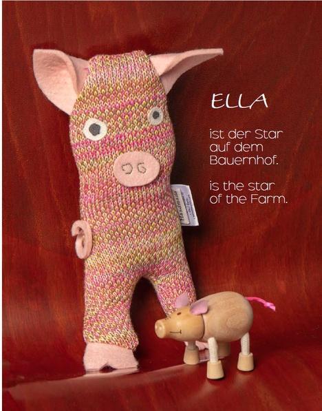 """Pig """"Ella"""""""