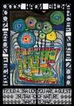 Arche Noah HW Original Manifesto-Art-Print