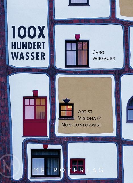 100 x Hundertwasser (Englisch)