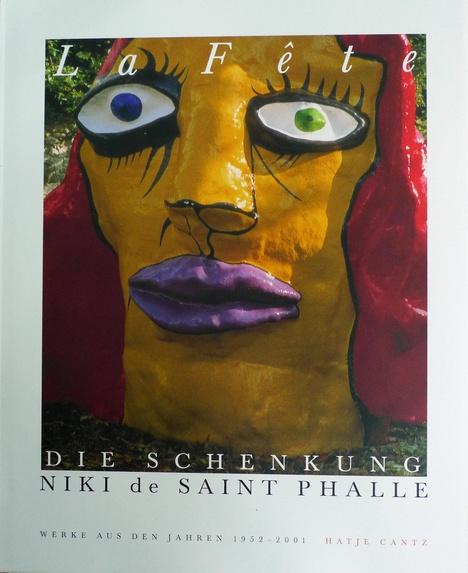 Ausstellungskatalog Niki de Saint Phalle