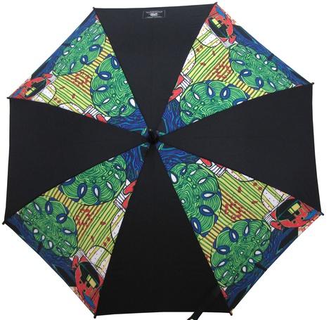 "Pocket Umbrella ""Tropical Chinese"""
