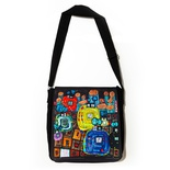 "Hundertwasser Bag ""Pavilions and Bungalows"""