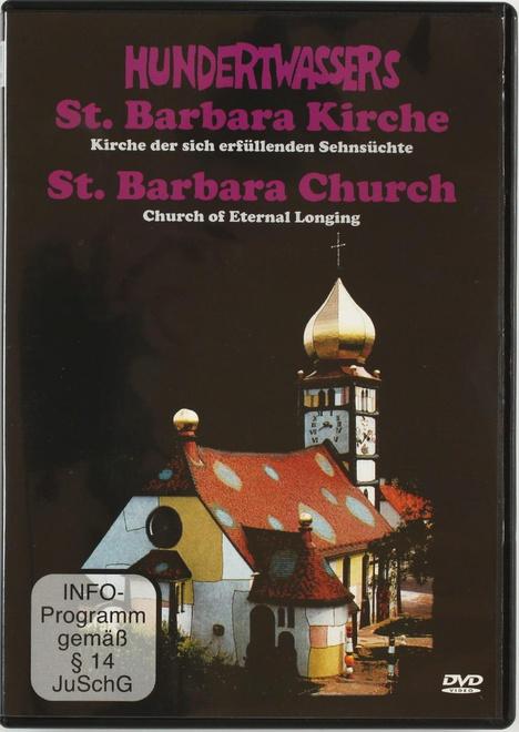DVD Hundertwasser's St. Barbara Church