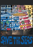 "Originalposter ""Save the Seas"""