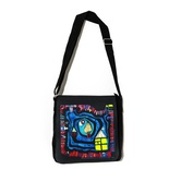 "Hundertwasser Bag ""End of Waters"""