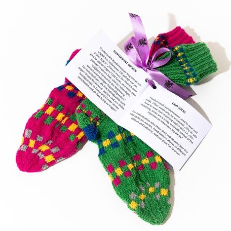 Hundertwasser Odd Socks